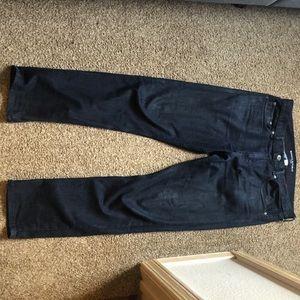 Banana Republic Slim Fit Stretch Jean 33/30
